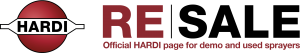 HARDI RESALE UK